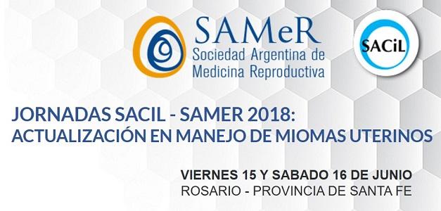 Jornadas SACiL -  SAMeR